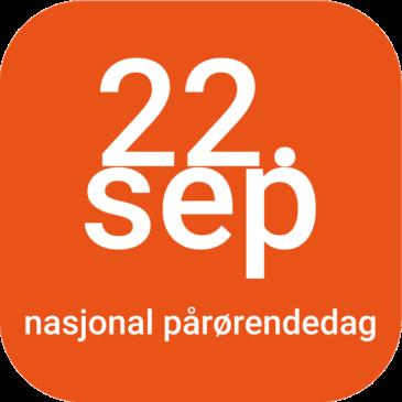 Program Pårørendedag Litteraturhuset Oslo